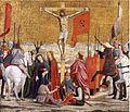 Piero della Francesca - Polyptych of St Augustine - Crucifixion - WGA17461.jpg