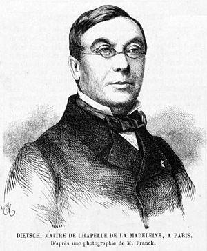 Pierre-Louis Dietsch - Louis Dietsch