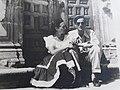 Pierre et Hélène Fisson au Mexique.jpg