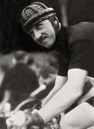 Piet Dickentman - Piet Dickentman in 1920