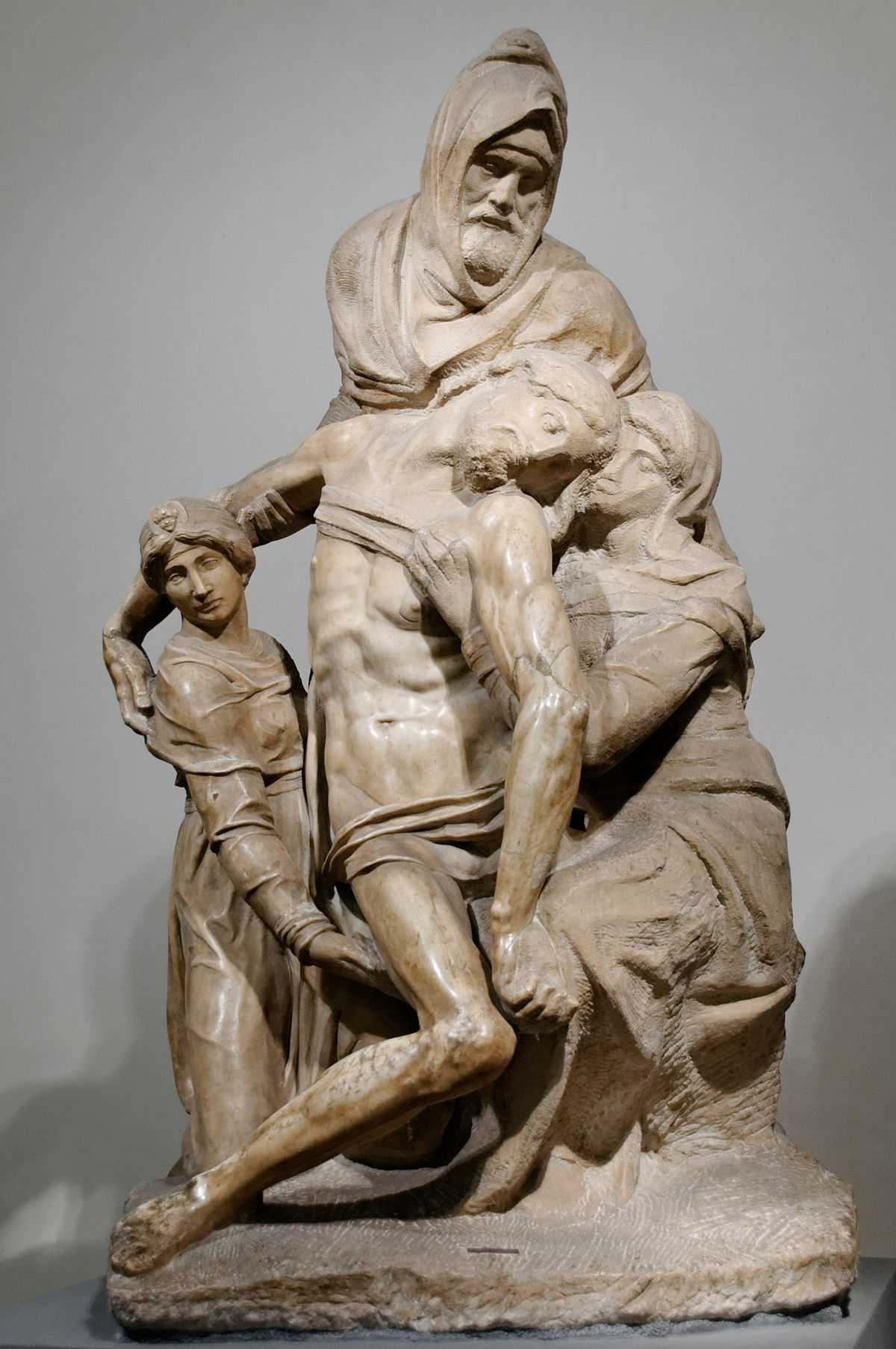 Image result for pieta florence