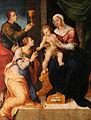 Pietro Negroni - Bodas místicas de Santa Catalina, 1554.jpg