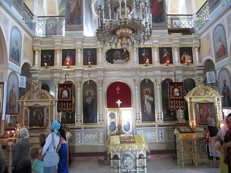 הכנסייה הרוסית ביפו
