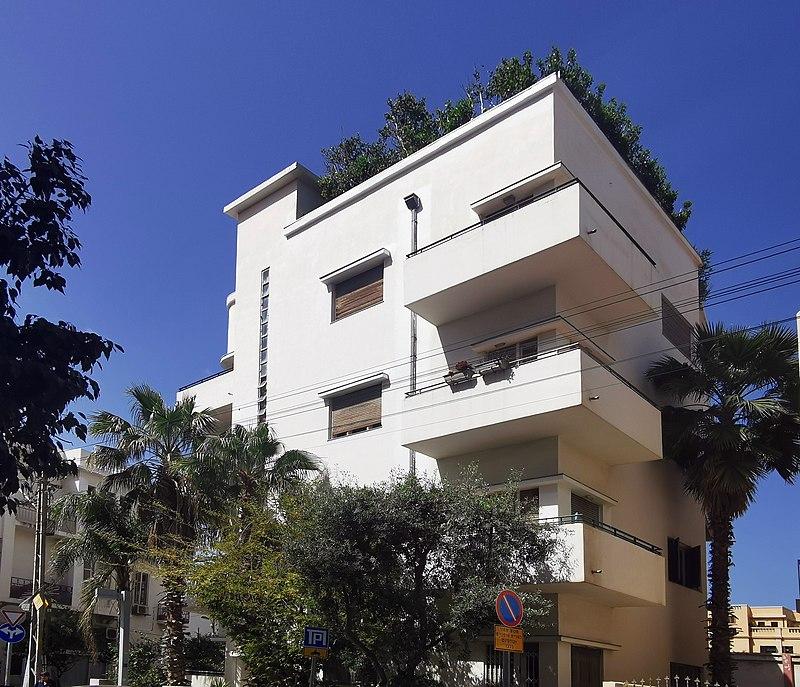 הבית ביהודה הלוי 1 תל אביב