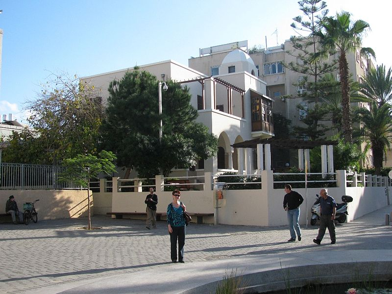 רחוב ביאליק בתל-אביב