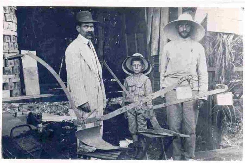 בתערוכה החקלאית ברחובות- 1911