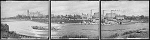Pillsbury Company - Pillsbury on the Mississippi River in 1905