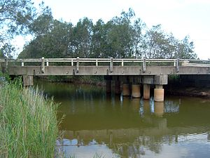 Pimpama, Queensland - Pimpama River, 2014