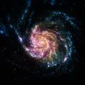 Pinwheel Galaxy SST.tif