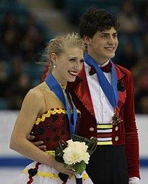 Piper Gilles & Paul Poirier 2012 Canadian Figure Skating Championships.jpg