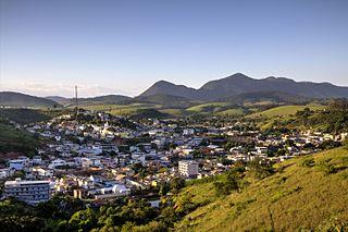 Pirapetinga Municipality in Southeast, Brazil