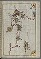 Piri Reis - Map of the Italian Coast from Lecce to Gallipoli - Walters W658206B - Full Page.jpg