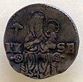 Pisa, grosso da un soldo a nome di federico II, 1295-1312.jpg