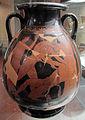 Pittore di berlino, pelike con tese, il minotauro e sinis, 490 ac ca. 03.JPG