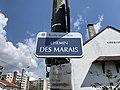 Plaque Chemin Marais - Rosny-sous-Bois (FR93) - 2021-04-15 - 2.jpg
