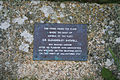 Plaque on The Sir Cloudesley Shovell Memorial - geograph.org.uk - 910580.jpg