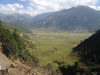 Province No. 5 - Image: Plateau of Dhorpatan,Dhorpatan Hunting Reserve