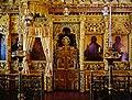 Platres Kloster Trooditissa Katholikon Innen Ikonostase 8.jpg