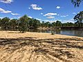 Platt Beach on the Murrumbidgee River in the MIA 1 precinct of the Murrumbidgee Valley National Park.jpg