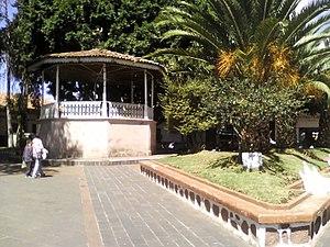 Coeneo de la Libertad - Image: Plaza coeneo 2