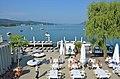 Poertschach Johannes-Brahms-Promenade My Lakes breakfast 18062013 614.jpg