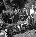 Pogreb mame Marjane Umek, Škrljevo 1961 (6).jpg