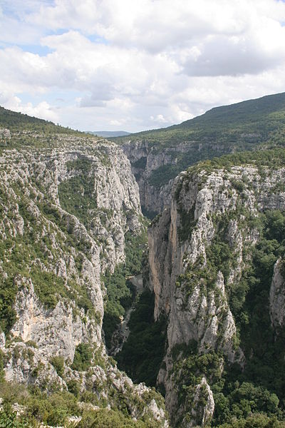 Point Sublime (Verdon)  Camera location  43° 47′ 32.62″ N, 6° 23′ 57.75″ E   View this and other nearby images on: OpenStreetMap - Google Earth    43.792395;    6.399375