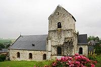 Poix-Terron (08 Ardennes) - Église Saint-Martin - Photo Francis Neuvens lesardennesvuesdusol.fotoloft.fr jpg.JPG