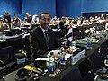 Policías de diferentes países comparten experiencias en la 82 Asamblea Interpol http---bit.ly-ActualidadInterpol (10423407014).jpg