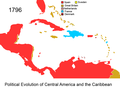Political Evolution of Central America and the Caribbean 1796 na.png