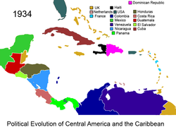 Political Evolution of Central America and the Caribbean 1934 na.png