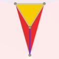Polyhedron truncated 6 vertfig.png