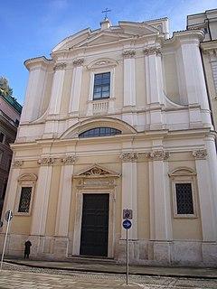 SantApollinare alle Terme Neroniane-Alessandrine Church in Italy