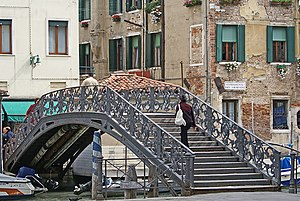 Venetian Ghetto - Ponte de Gheto Nuovo