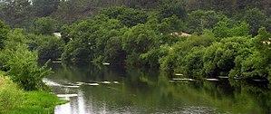 Ulla (river) - River Ulla