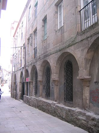 Pontevedra apparitions - Dorothean convent in Pontevedra, now known as the Sanctuary of the Apparitions, in which Sister Lúcia lived and received Marian apparitions.