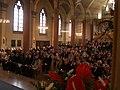 Pontifikalamt zur neuen Pfarrei St. Josef Ruhrhalbinsel - Pfarrkirche St. Josef Kupferdreh.jpg