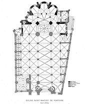 cath drale saint maclou de pontoise encyclop die par wikip dia voila. Black Bedroom Furniture Sets. Home Design Ideas