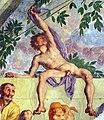 Pontormo, lunetta di vertumno e pomona, 1519-21, 07.jpg
