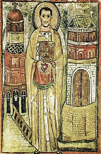 Pope Damian of Alexandria - Image: Pope Damian of Alexandria