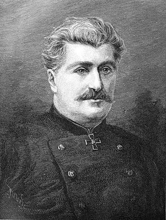 Nikolay Przhevalsky - Sketch of Nikolay Przhevalsky in Popular Science Monthly, Volume 30, January, 1887