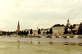 Pori, the river Kokemäki and the central city..jpg