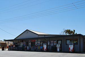 Clinton, South Australia - General store