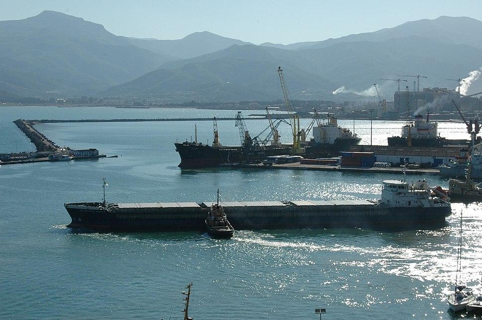 Port Béjaïa 1