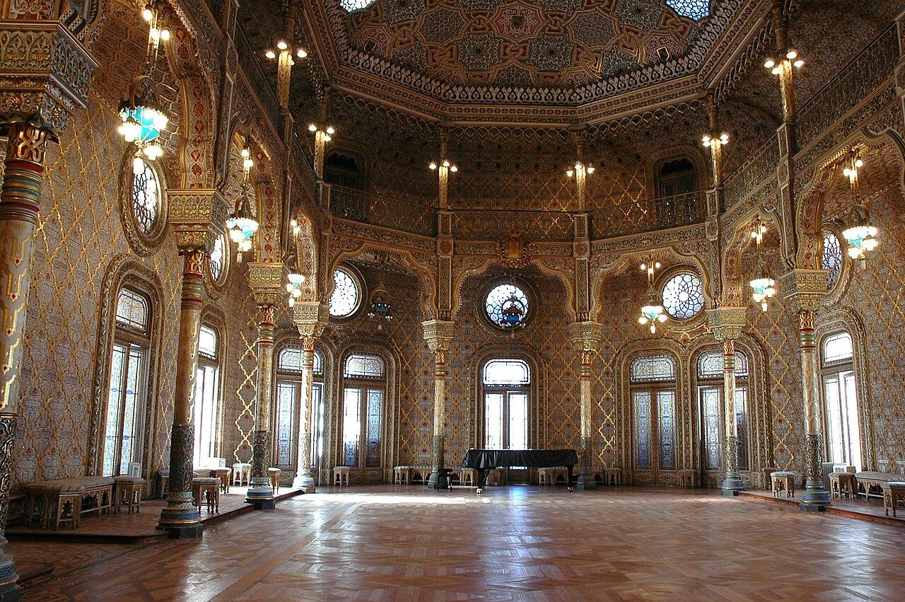 File:Porto - Palau de la borsa - Sala àrab.JPG - Wikipedia