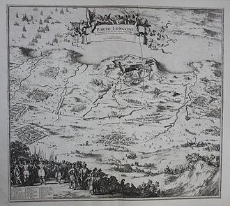 State of the Presidi - Siege of Porto Longone