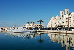 Molfetta Harbour
