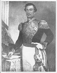 John Mix Stanley: Portrait of King Kamehameha III