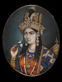 Mumtaz Mahal 17th-century Padshah Begum of Mughal the Empire