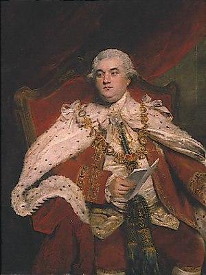 Robert Henley, 2nd Earl of Northington - Image: Portrait of Robert Henley, 2nd Earl of Northington